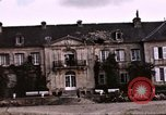 Image of French chateaux Negreville Normandy France, 1944, second 57 stock footage video 65675022050