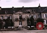 Image of French chateaux Negreville Normandy France, 1944, second 58 stock footage video 65675022050