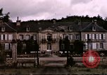 Image of French chateaux Negreville Normandy France, 1944, second 62 stock footage video 65675022050