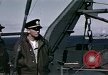 Image of British officers Atlantic Ocean, 1944, second 21 stock footage video 65675022052