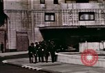 Image of US Army officers London England United Kingdom, 1944, second 1 stock footage video 65675022053