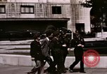 Image of US Army officers London England United Kingdom, 1944, second 10 stock footage video 65675022053