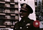 Image of US Army officers London England United Kingdom, 1944, second 15 stock footage video 65675022053