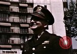 Image of US Army officers London England United Kingdom, 1944, second 16 stock footage video 65675022053