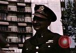 Image of US Army officers London England United Kingdom, 1944, second 17 stock footage video 65675022053