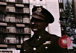 Image of US Army officers London England United Kingdom, 1944, second 18 stock footage video 65675022053
