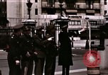 Image of US Army officers London England United Kingdom, 1944, second 28 stock footage video 65675022053