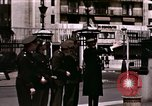Image of US Army officers London England United Kingdom, 1944, second 30 stock footage video 65675022053