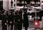 Image of US Army officers London England United Kingdom, 1944, second 31 stock footage video 65675022053