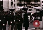 Image of US Army officers London England United Kingdom, 1944, second 32 stock footage video 65675022053