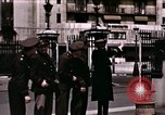 Image of US Army officers London England United Kingdom, 1944, second 33 stock footage video 65675022053