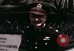 Image of US Army officers London England United Kingdom, 1944, second 39 stock footage video 65675022053