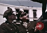 Image of US Army officers London England United Kingdom, 1944, second 40 stock footage video 65675022053