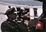 Image of US Army officers London England United Kingdom, 1944, second 41 stock footage video 65675022053