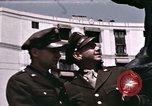Image of US Army officers London England United Kingdom, 1944, second 42 stock footage video 65675022053