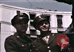 Image of US Army officers London England United Kingdom, 1944, second 43 stock footage video 65675022053