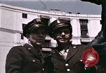 Image of US Army officers London England United Kingdom, 1944, second 44 stock footage video 65675022053