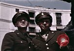 Image of US Army officers London England United Kingdom, 1944, second 48 stock footage video 65675022053
