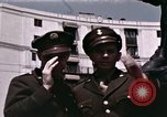 Image of US Army officers London England United Kingdom, 1944, second 49 stock footage video 65675022053