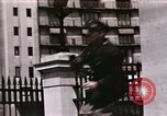 Image of US Army officers London England United Kingdom, 1944, second 52 stock footage video 65675022053