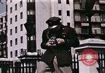 Image of US Army officers London England United Kingdom, 1944, second 57 stock footage video 65675022053
