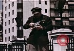 Image of US Army officers London England United Kingdom, 1944, second 58 stock footage video 65675022053