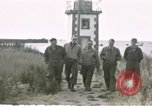 Image of Coastal French town France, 1944, second 19 stock footage video 65675022057
