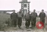 Image of Coastal French town France, 1944, second 20 stock footage video 65675022057