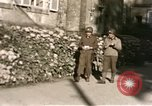 Image of Coastal French town France, 1944, second 31 stock footage video 65675022057