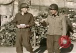 Image of Coastal French town France, 1944, second 37 stock footage video 65675022057