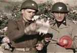 Image of Coastal French town France, 1944, second 46 stock footage video 65675022057