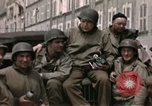 Image of US war correspondents France, 1944, second 58 stock footage video 65675022058