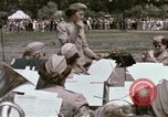 Image of Women's Army Corps band Kansas City Missouri USA, 1945, second 30 stock footage video 65675022062