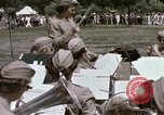 Image of Women's Army Corps band Kansas City Missouri USA, 1945, second 33 stock footage video 65675022062