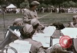 Image of Women's Army Corps band Kansas City Missouri USA, 1945, second 34 stock footage video 65675022062