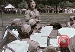 Image of Women's Army Corps band Kansas City Missouri USA, 1945, second 36 stock footage video 65675022062