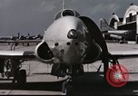 Image of Early flights of 1st US operational jet, P-80 shooting star United States USA, 1946, second 2 stock footage video 65675022068