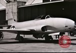 Image of Early flights of 1st US operational jet, P-80 shooting star United States USA, 1946, second 7 stock footage video 65675022068