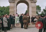 Image of British War Cemetary Normandy France, 1969, second 1 stock footage video 65675022077