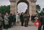 Image of British War Cemetary Normandy France, 1969, second 3 stock footage video 65675022077