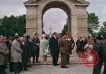 Image of British War Cemetary Normandy France, 1969, second 5 stock footage video 65675022077