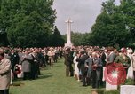 Image of British War Cemetary Normandy France, 1969, second 16 stock footage video 65675022077