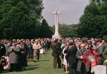 Image of British War Cemetary Normandy France, 1969, second 18 stock footage video 65675022077