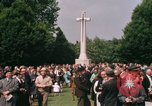 Image of British War Cemetary Normandy France, 1969, second 20 stock footage video 65675022077