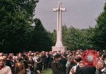 Image of British War Cemetary Normandy France, 1969, second 23 stock footage video 65675022077