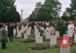 Image of British War Cemetary Normandy France, 1969, second 24 stock footage video 65675022077