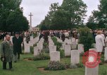 Image of British War Cemetary Normandy France, 1969, second 25 stock footage video 65675022077