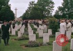 Image of British War Cemetary Normandy France, 1969, second 27 stock footage video 65675022077