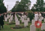 Image of British War Cemetary Normandy France, 1969, second 28 stock footage video 65675022077