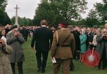 Image of British War Cemetary Normandy France, 1969, second 40 stock footage video 65675022077